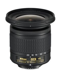 Nikon AF-P 10-20mm /4.5-5.6G VR