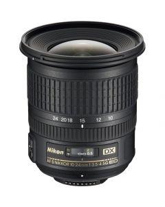 Nikon AF-S 10-24mm /3.5-4.5G ED DX