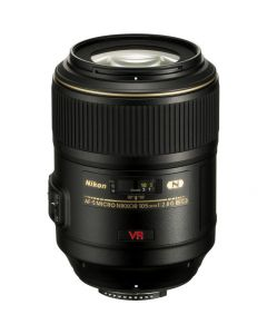 Nikon AF-S 105mm /2.8G ED VR Micro
