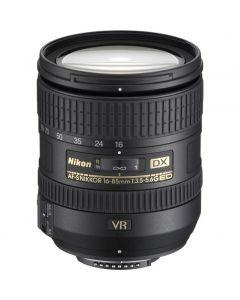 Nikon AF-S 16-85mm /3.5-5.6G ED VR DX