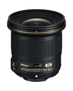 Nikon AF-S 20mm /1.8G ED