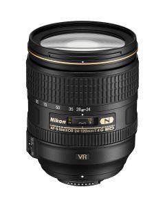 Nikon AF-S 24-120mm /4.0G ED VR