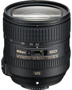 Nikon AF-S 24-85mm /3.5-4.5G ED VR
