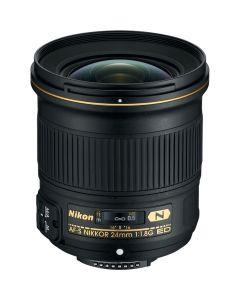 Nikon AF-S 24mm /1.8G ED