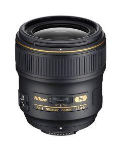 Nikon AF-S 35mm /1.4G