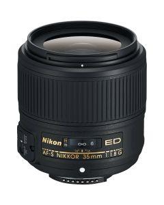 Nikon AF-S 35mm /1.8G FX