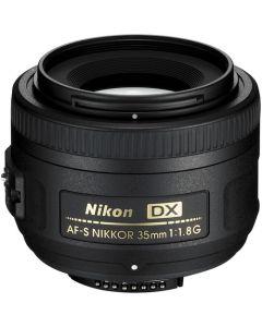 Nikon AF-S 35mm /1.8G DX