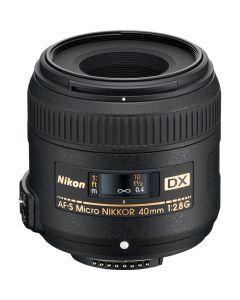 Nikon AF-S 40mm /2.8G Micro DX