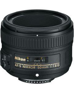 Nikon AF-S 50mm /1.8G