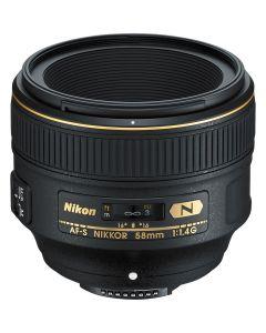 Nikon AF-S 58mm /1.4G