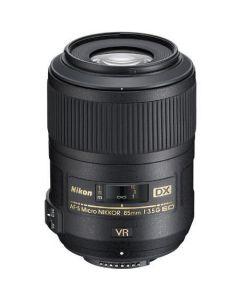 Nikon AF-S 85mm /3.5G ED VR Micro DX