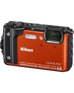Nikon Coolpix W300 Onderwatercamera Oranje