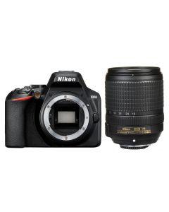 Nikon D3500 + AF-S 18-140mm /3.5-5.6 VR Spiegelreflexcamera