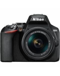 Nikon D3500 + AF-P 18-55mm /3.5-5.6 VR Spiegelreflexcamera