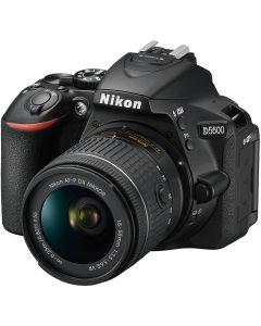 Nikon D5600 + AF-P 18-55mm /3.5-5.6 G VR