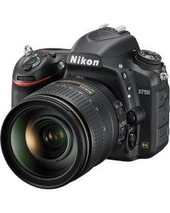 Nikon D750 + AF-S 24-120mm /4 G ED VR