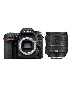Nikon D7500 + AF-S 16-80mm /2.8-4E ED VR