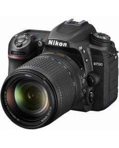 Nikon D7500 + AF-S 18-140mm /3.5-5.6G ED VR