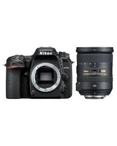 Nikon D7500 + AF-S 18-200mm /3.5-5.6G ED VR II