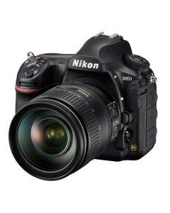 Nikon D850 + AF-S 24-120mm /4G ED VR