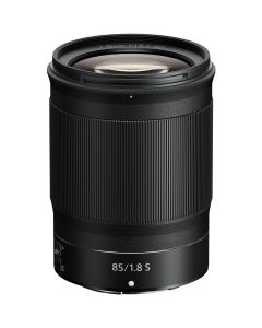 Nikon Nikkor Z 85mm /1.8 S objectief