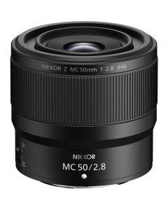 Nikon Nikkor Z MC 50mm /2.8 macro objectief