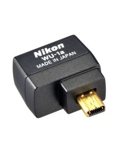 Nikon WU-1A Draadloze Mobiele Adapter