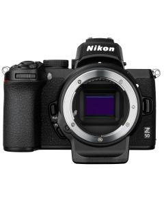 Nikon Z 50 Body + FTZ Adapter