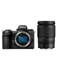 Nikon Z6 II + 24-200mm /4-6.3 + FTZ Mount adapter