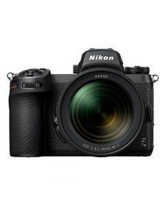 Nikon Z7 II + 24-70mm /4 Z-mount fullframe systeemcamera