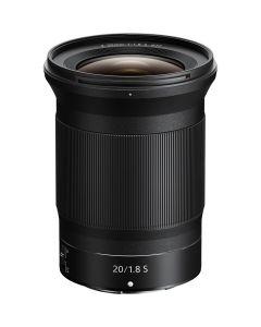Nikon Nikkor Z 20mm f/1.8 S groothoek objectief