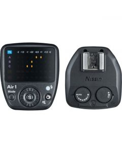 Nissin Air 1 Commander + Air R Receiver Canon