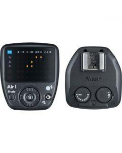 Nissin Air 1 Commander + Air R Receiver Nikon