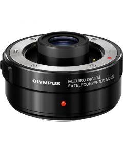 Olympus MC-20 teleconverter