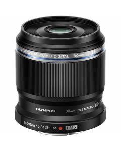 Olympus 30mm /3.5 Macro M.Zuiko ED Micro Four Thirds Zwart