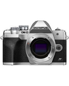 Olympus OM-D E-M10 IV Body Zilver
