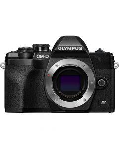 Olympus OM-D E-M10 IV Body Zwart