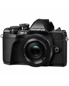 Olympus OM-D E-M10 III + 14-42mm /3.5-5.6 EZ Zwart