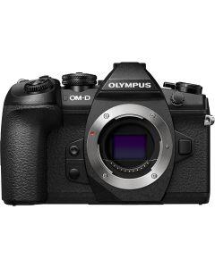 Olympus OM-D E-M1 Mark II Body Zwart