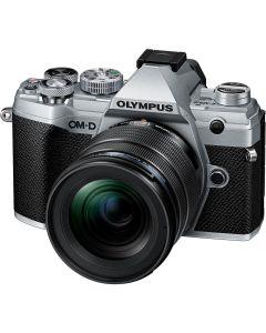 Olympus OM-D E-M5 III Zilver + 12-45mm /4.0 PRO