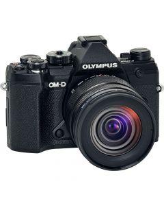 Olympus OM-D E-M5 III Zwart+ 12-45mm /4.0 PRO