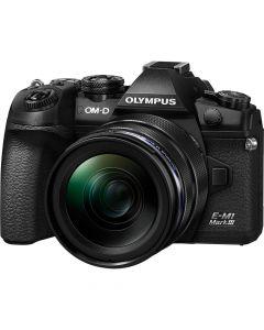 Olympus OM-D E-M1 mark III + 12-40mm F2.8