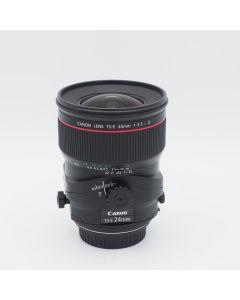 Canon EF 24mm /3.5 L TS-E II - 9420000039 - Occasion