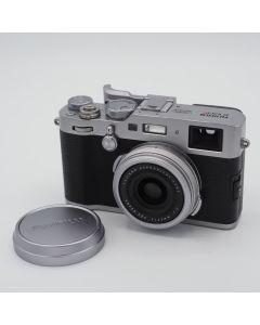 FUJIFILM X100F + Thumbgrip - 91M03608 - Occasion