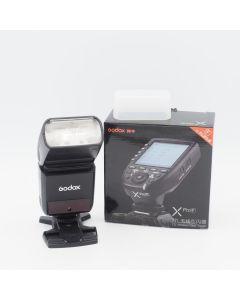 Godox V350 Fuji + X PRO1 - occasion