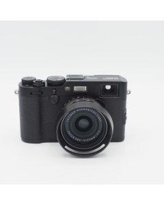 Fujifilm X100F zwart - 72M54280 - occasion