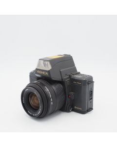 Yashica 230 + AF 35-70mm F3.3-4.5 - ocassion
