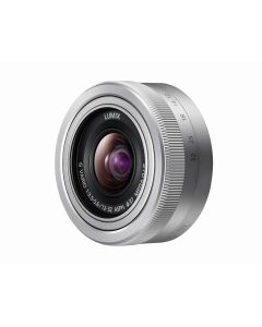 Panasonic 12-32mm f/3.5-5.6 Lumix G Vario ASPH. Mega O.I.S. Zilver