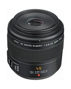 Panasonic Leica DG 45mm /2.8  Macro-Elmarit ASPH. Mega O.I.S. Zwart