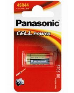 Panasonic 4SR44 6.2V Silver Oxide Batterij